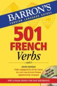 501 French Verbs (W/Cd Only)