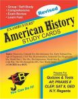 Ace Exambusters American History Study Cards