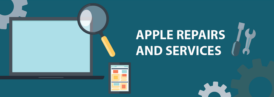 apple repairs and services