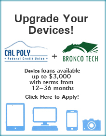 Cal Poly Pomona Credit Union, low interest loans.