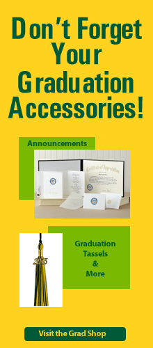 Don't Forget your Graduation Accessories