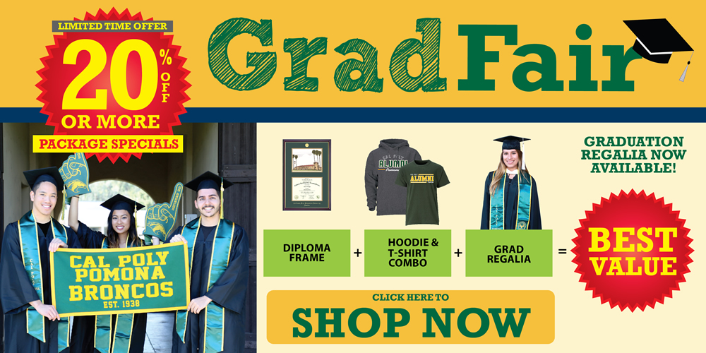 Graduation Regalia Now Available