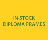 In-Stock Diploma Frames