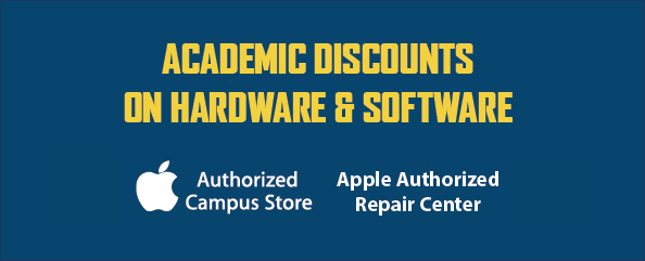 Get your Academic Discounts At Bronco Tech