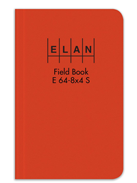 Field Book Waterproof Wirebound