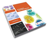 Lab Notebook Chemistry Top Bound 50 Set