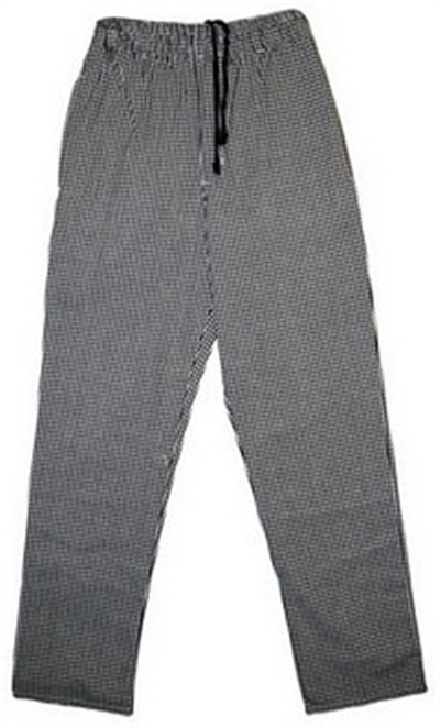 Chef Pant Checkered
