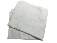 Collins College Terry Cloth Bar Mop Towels 3 Pack 3-Colors