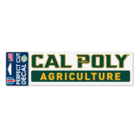 Decal CPP Clg Of Agriculture