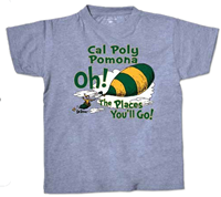 *Close Out Limited Sizes: Adult Tee Dr Seuss Oh! The Places You'll Go