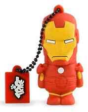 Tribe USB 8 GB Iron Man
