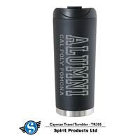 Alumni Tumbler Cayman Travel 15Oz Black
