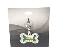Pet Charm CPP Bling Dark Green