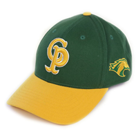 Cap CPP Baseball Yellow/Green