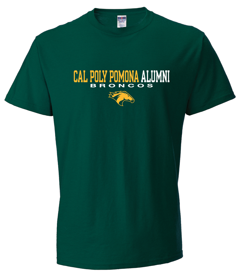 Alumni Grad Tee Forest Green (SKU 121648681001)