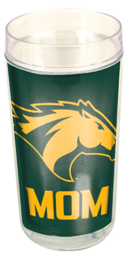 Mom Tumbler 24 Oz Dark Green (SKU 121908741312)