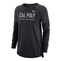 *Close Out Limited Sizes: Nike Tee Top L/S Tailgate Black