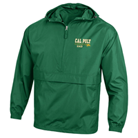 Dad Jacket Windbreaker Fold-N-Go Field Green