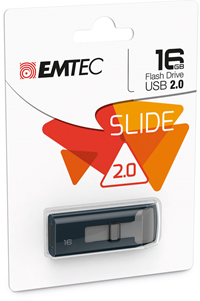EMTEC Usb2.0 C452 Slide 16Gb