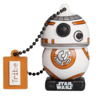 Tribe USB 16 GB BB8 Starwars