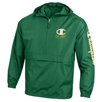 Champion Jacket Cpp Pack N Go Field Green