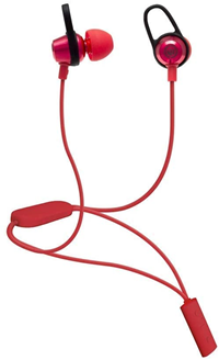 Wicked Audio Bandido Bluetooth Earbud - Red
