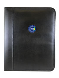 Padfolio New Logo Color Medallion Black