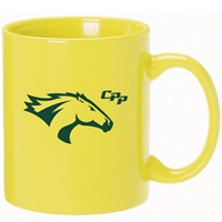 Mug C-Handle CPP Overlay Athletic Gold