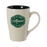 Alumni Mug Sherwood Cafe Cream