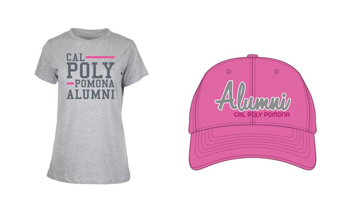 Alumni 2019 Ladies Hat & T-Shirt Combo (SKU 123759671001)