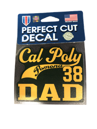 Dad Decal Perfect Cut Pomona In Tailsweep