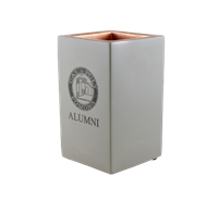Alumni Full Spell Concrete Pen Holder