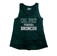 *Close Out Limited Sizes: Tank Confetti Tulip Classic Broncos Stack Dkblk