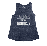 *Close Out Limited Sizes: Tank Confetti Tulip Classic Broncos Stack Dknavy