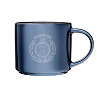 Mug Ramsey Metallic  Gun Metal