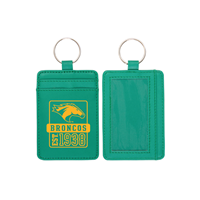ID Holder Metro Dark Green