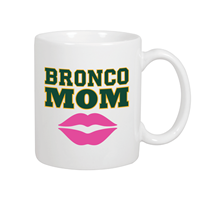 Mom Lips Mug Coffee White