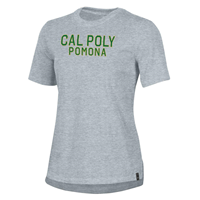 *Close Out Limited Sizes: Womens Tee Performance Steel Heather