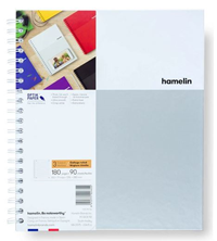 3 Subject Notebook 8.5 X 11 College Ruled White