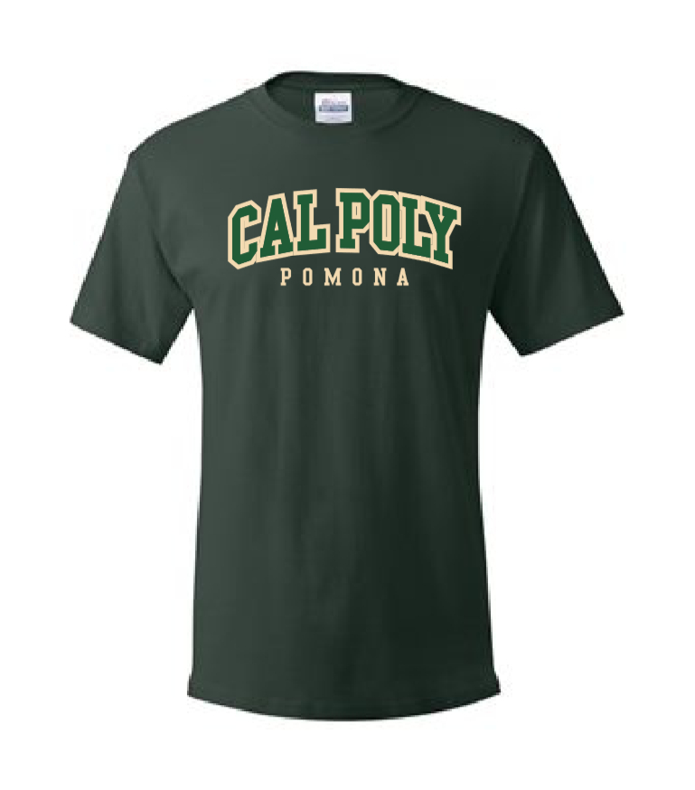 Cpp Arc Tee Dark Green (SKU 124218311019)