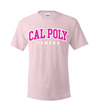CPP Arc Tee Pink
