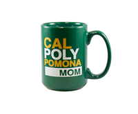 Mom Mug El Grande Stacked In Bar Dk Green