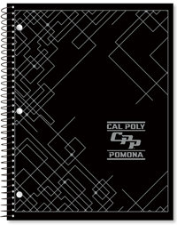 1 Sub Imprinted CPP Geometric Black
