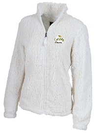 Jacket Full Zip Sherpa Horsehead Classic Stack Natural