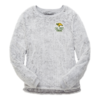 Bc Crew Fleece Horsehead Over Classic Frosty Grey