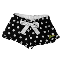 *Limited Sizes: Short Vip Broncos CPP Tailsweep Black White Dots