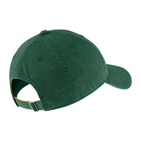 NIKE CAP H86 WASHED CAL POLY OVER POMONA GORGE GREEN
