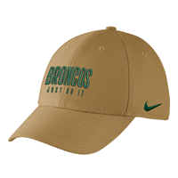 Nike Cap Dri-Fit Broncos Just Do It Wheat