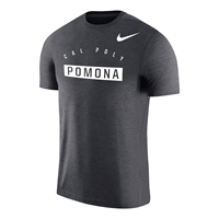 *Close Out Limited Sizes: Nike Tee Coach Swoosh Classic Anthracite