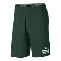 Nike Short Hype Broncos Over Cal Poly Gorge Green
